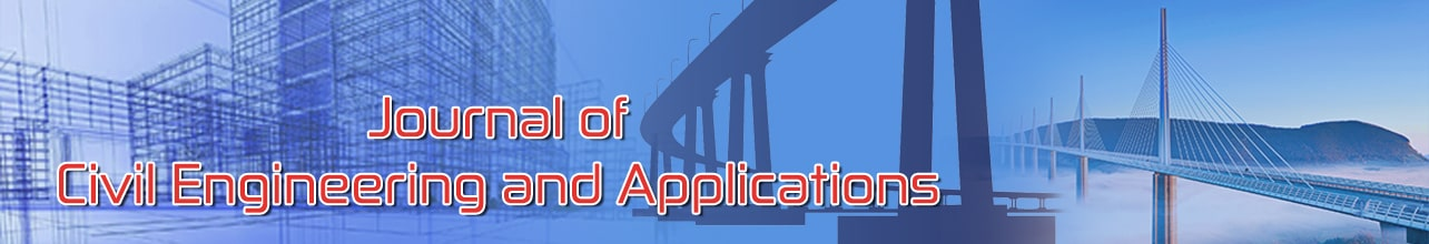Journal of Civil Engineering and Applications