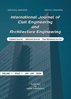 International Journal of Civil Engineering and Architecture Engineering