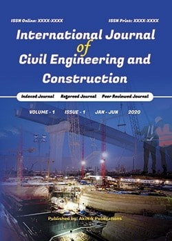 International Journal of Civil Engineering and Construction